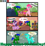 Happy Poke-a-pony day! by Fundz64