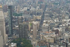 Empire state of mind by chanali