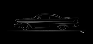 1958 Plymouth Fury by GabeRios
