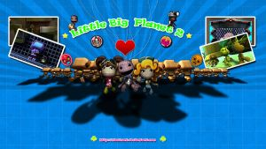 Little Big Planet 2.0 by clasixart