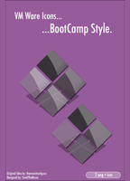 VM Ware Bootcamp Style. by SmellTheRoses93