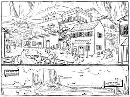 Compromise: Pages 9 and 10 by MyNameIsMad