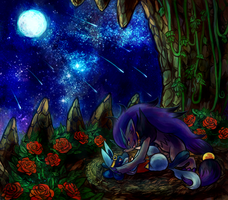 Just One Kiss by Haychel
