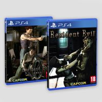 Resident Evil and Resident Evil Zero (PS4) by marblegallery7