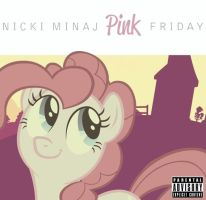 (Pinkie Pie) Pink Friday - Nicki Minaj by ShiningDiamonds