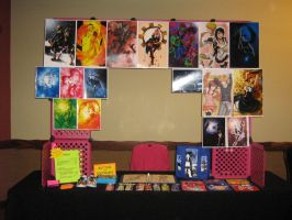 Table Display by RyouGirl