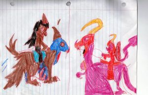Dragon People by DHXfamily