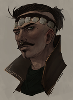 Dorian Pavus portrait by the-vinsomer