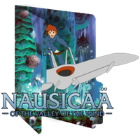 Nausicaa Valley of the Wind Icon by ozzi9816