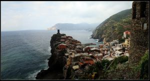 Italy.28: Cinque Terre by CrLT