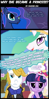 Why she became a princess? by Diverse-Zoo