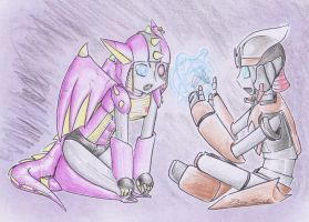 Friendly Lesson by Sidian07