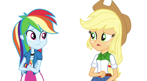 EqG AppleDash Vexel by TiffanyPonyLover