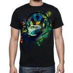 Volkswagen T-shirt by Virgil5
