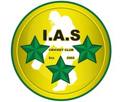 Commission: I.A.S Cricket Club Logo by GHussain