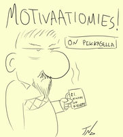 Motivation Man! by TunDeri