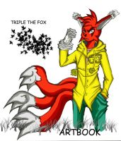 TRIPLE THE FOX by DEHOUSE