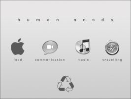Human Needs by Scaglio