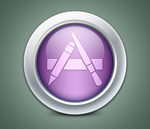 App Store Icon by Lukeedee