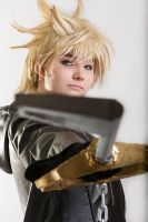 Roxas::KH::When you're looking to unlock.... by furystarcat