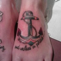 Anchor by IAteAllMyPaste