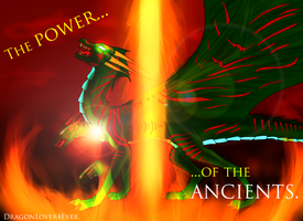 The Power of the Ancients by DragonLover4Ever