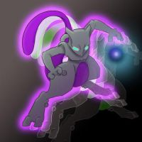 Mewtwo Color v3 by TheSilverKnight