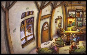 The tavern by dothaithanh