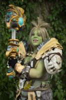 Orc Shaman T13 by Anni-Hiding
