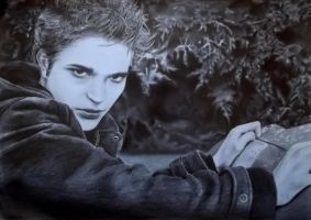 Edward Cullen by Zendilajn
