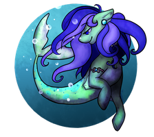 Serene grace (commission) by Tangyowl