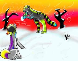prism entreh by intoxicated-with-paw