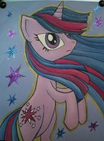 Twilight Sparkle by LittleMissAntiSocial