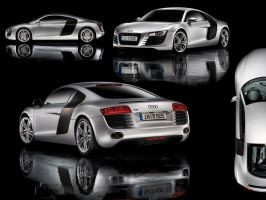 Audi R8 wallpaper by nikita144