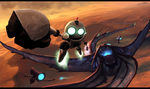 Clank by paris60