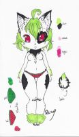 .: Adoptable  2 :. by Row-chan