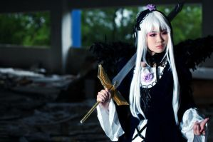 Suigintou BACK by ShineUeki33