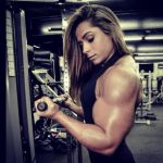 Muscled Girl by Turbo99