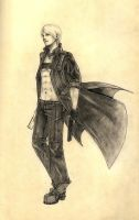 Sketch_Dante_02 by Anixien
