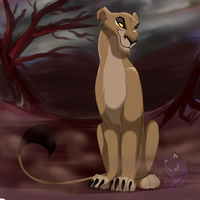 Zira by Neyla-The-Lioness