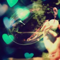 I LOVE bubbles by FeelinThis