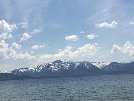 Lake Tahoe Mountains by The-Silver-Doe394