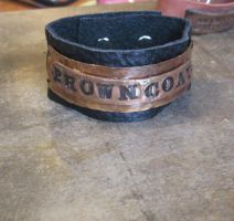 New Copper Browncoat Cuff by Peaceofshine