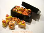 juicy summer pastries by magur