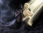Devoured Light by Van-Syl-Production