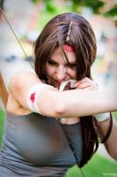 Just a Flesh Wound by DistantAvalonCosplay