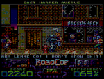 RoboCop socialises with the community by Carnivius