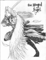 sephiroth the one winged angel by impressionable