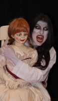 Annabelle 2 by luckyseven11779