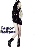 Taylor Momsen PNG by LucyLoveColours